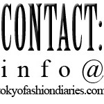 contact info at tokyofashiondiaries dot com