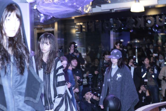 mikio sakabe show fall winter 2011