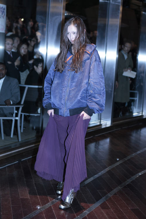 big baggy pants at mikio sakabe