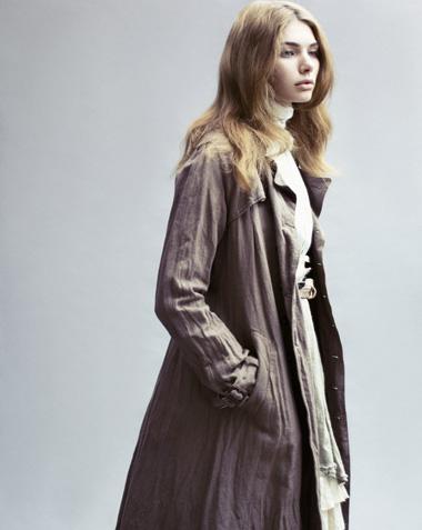 suzuki takayuki catalog trench coat
