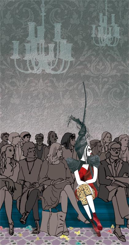 misha janette illustration by przemeck sobocki