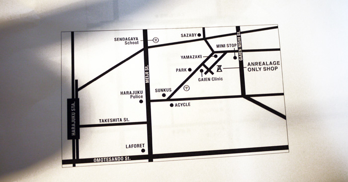 shop map to anrealage