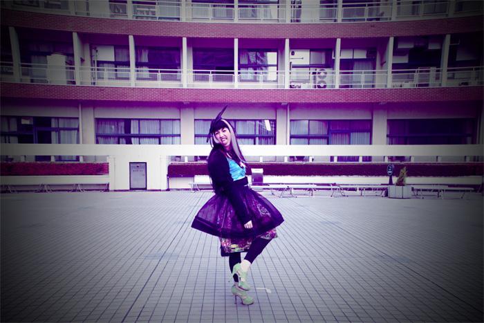 at Bunka Fashion College