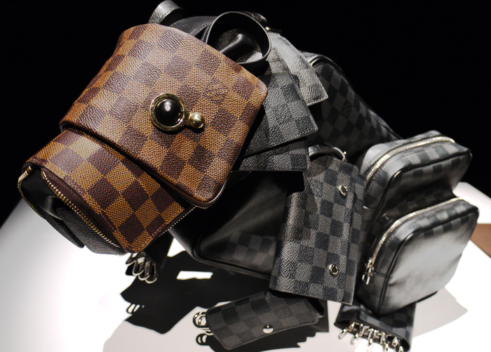 louis vuitton beaver by billie achilleos