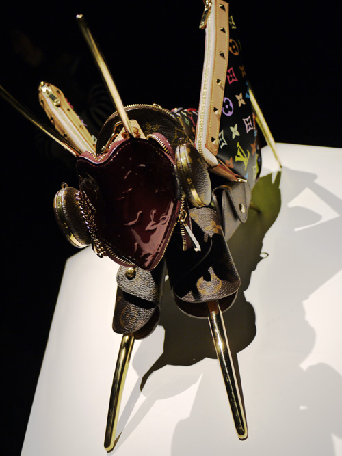 louis vuitton grasshopper by billie achilleos