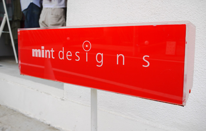 welcome to mintdesigns fw 2011