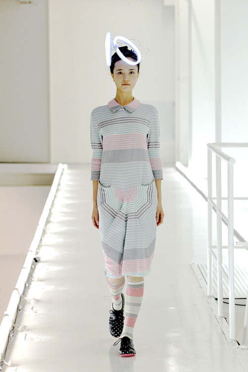 mintdesigns fw 2011 show in tokyo