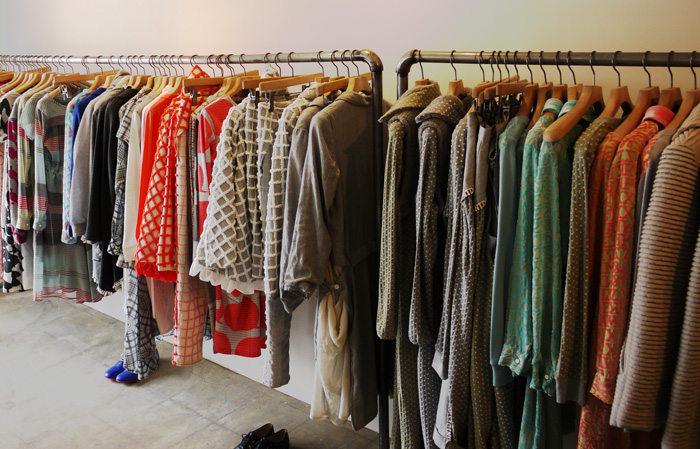 fall winter 2011 mintdesigns rack