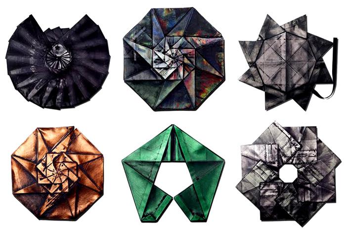 issey miyake origami clothing
