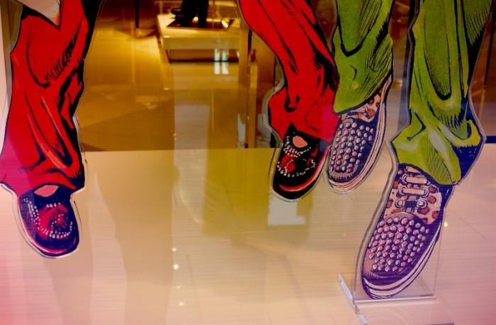 limited shoes for gucci shinjuku