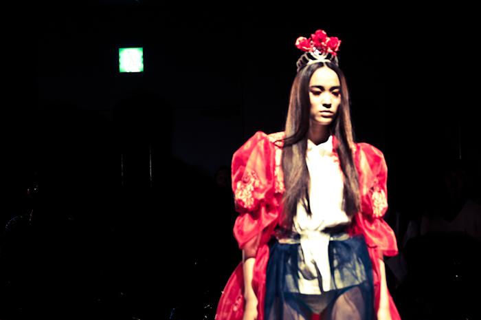 jenny fax 2012 tokyo fashion week