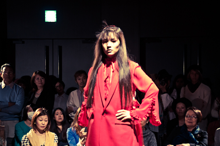 red girl jenny fax 2012 ss tokyo