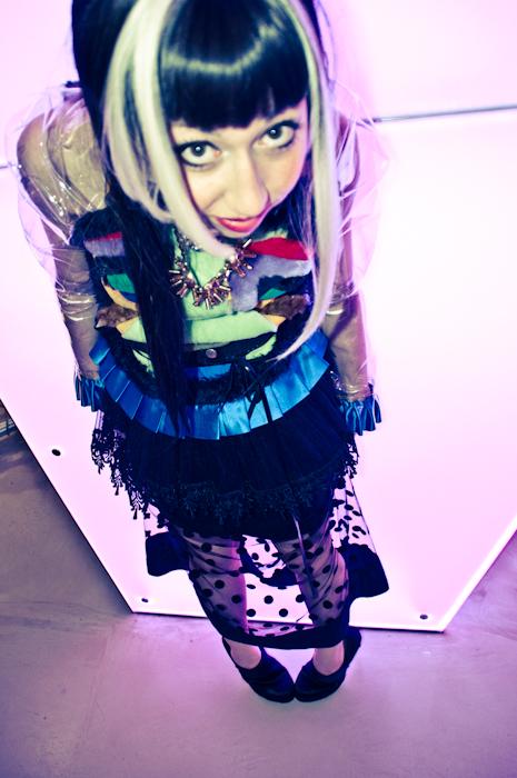 wearing day 6 tokyo fashion week