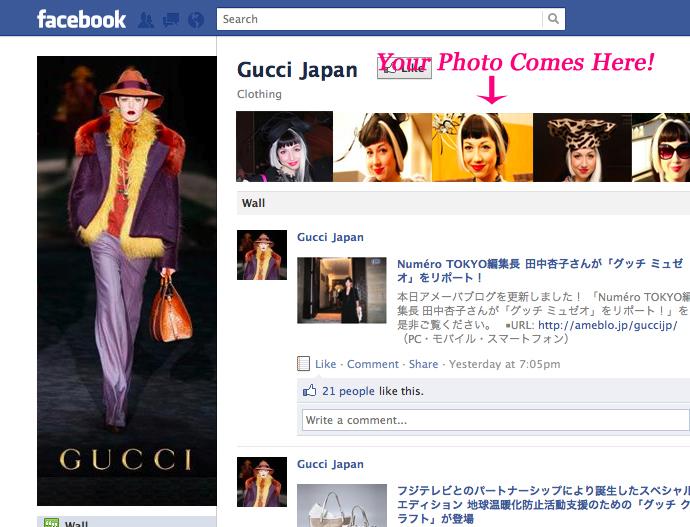 FNO gucci facebook page