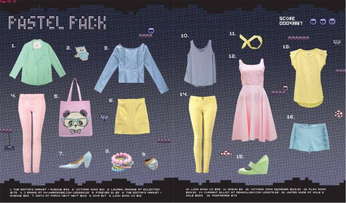 pastel catalog
