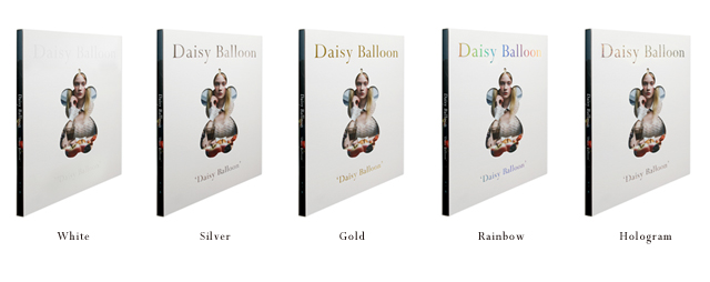 daisy balloon book first