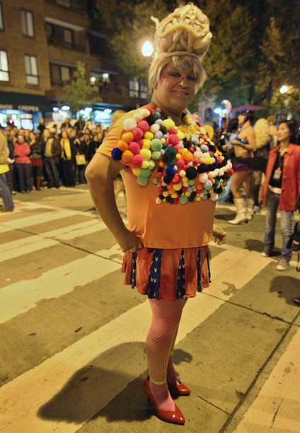 nicki minaj halloween costume 2012