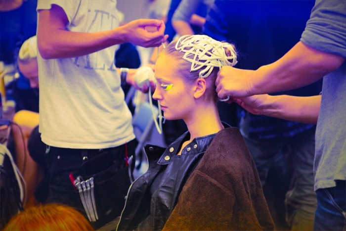 hair backstage