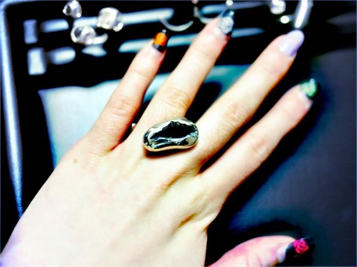 meteorite jewelry bu kudo shuuji