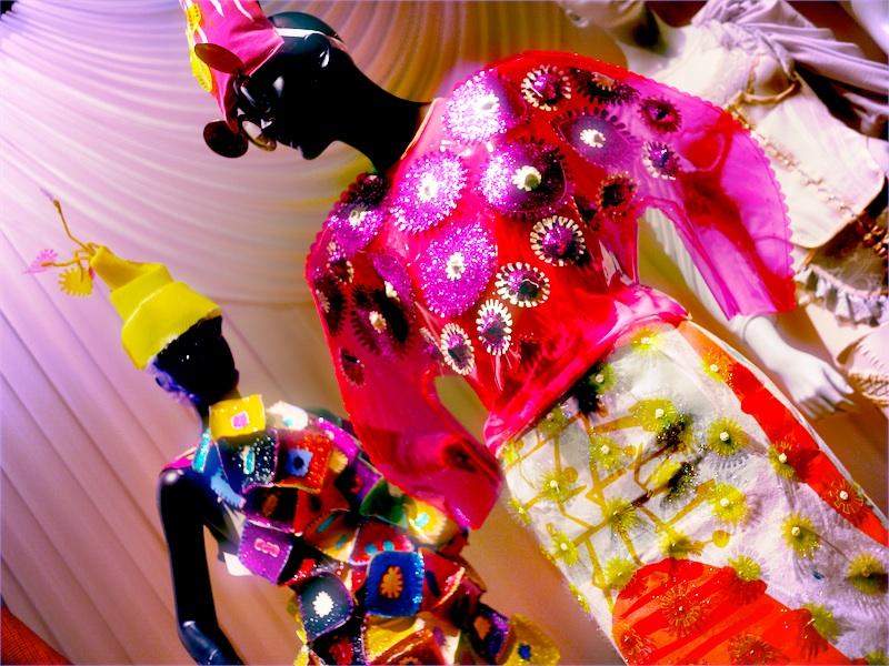 bunka fashion graduate university graduate show 2012