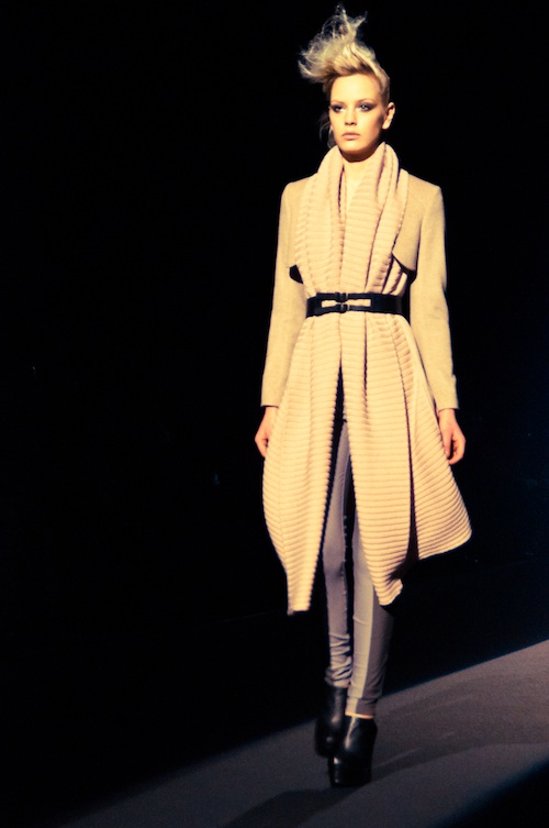 trench cut