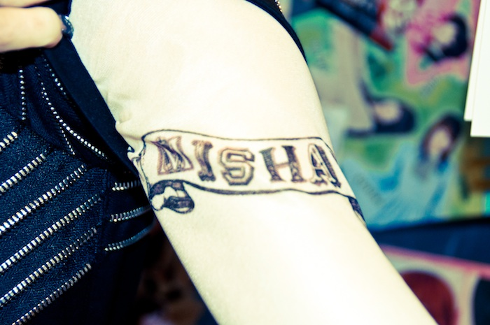 misha tattoo