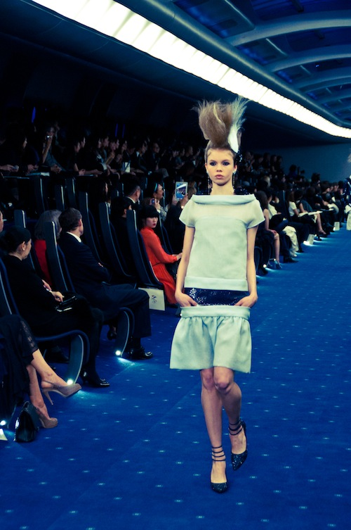 couture chanel ss 2012 tokyo