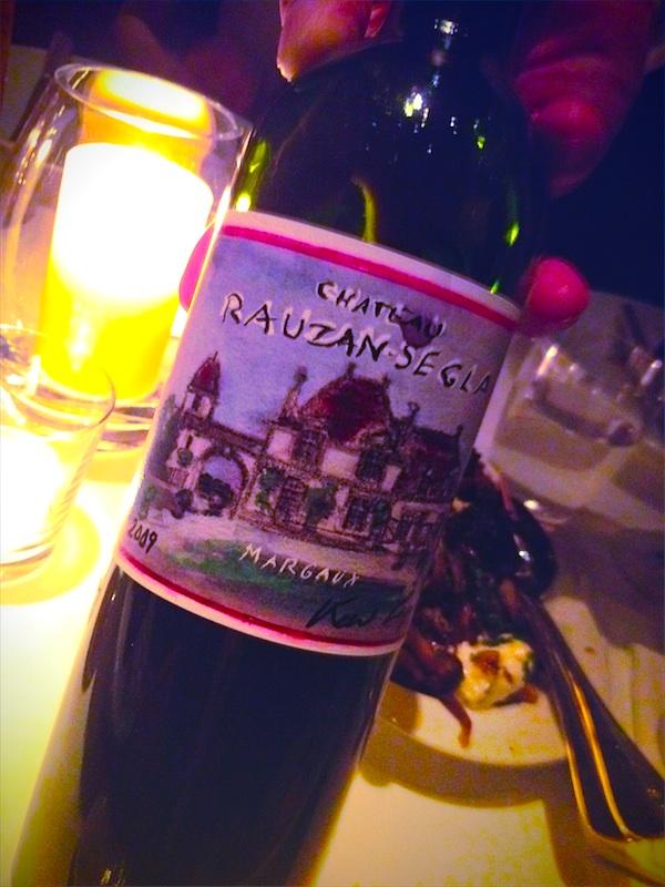 chanel wine