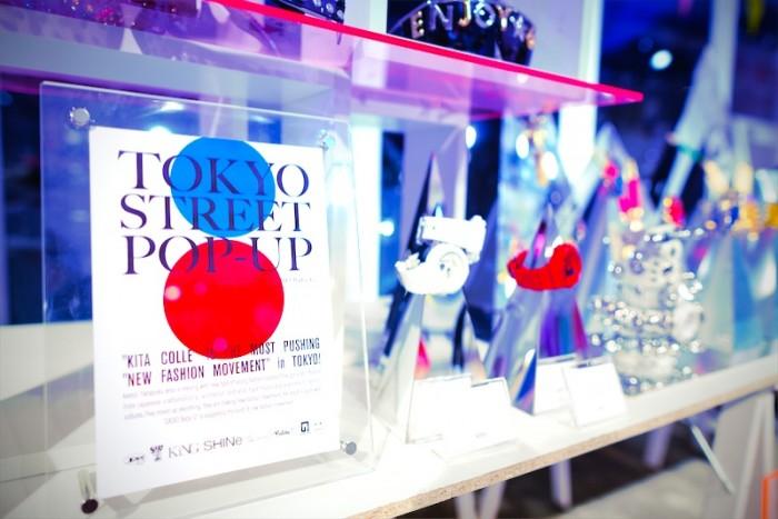 tokyo street popup