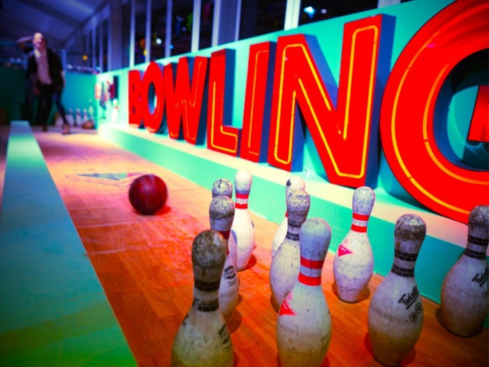 bowling at colette