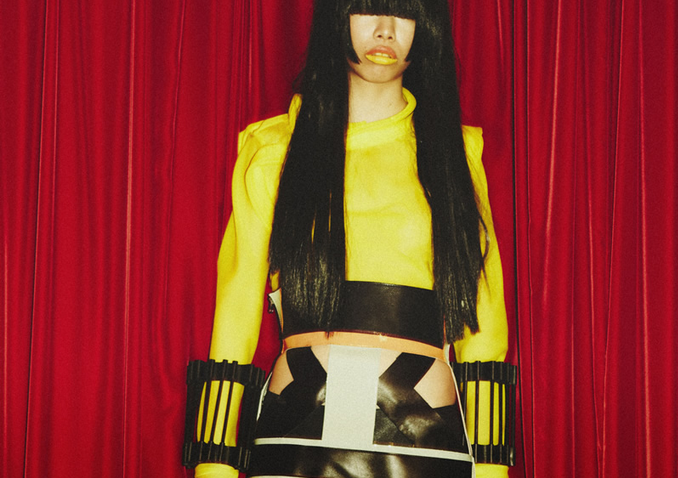 but couture yellow top