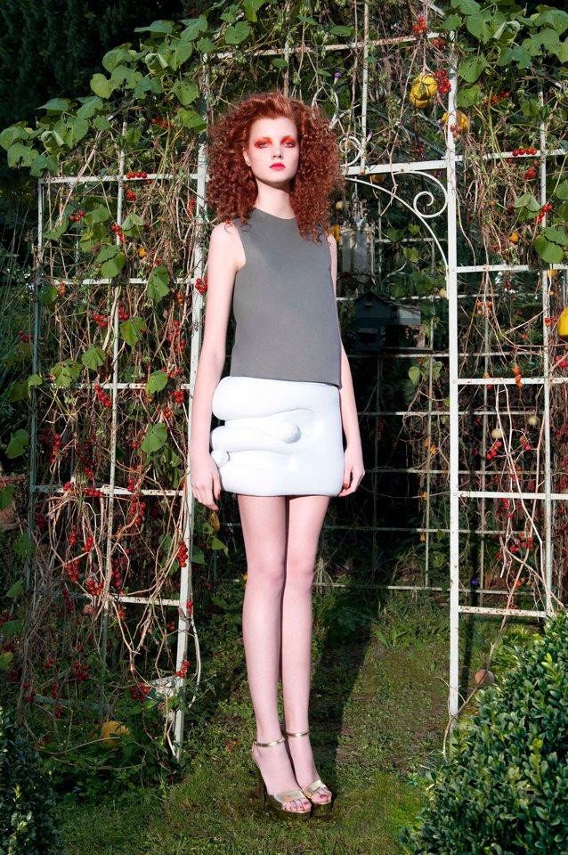 skirt 2012 ss