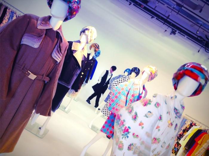 anrealage 2012 winter exhibition tokyo
