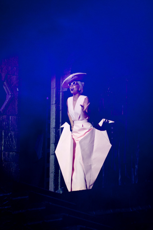 lady gaga in christian dada