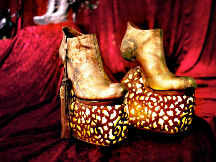 oiran shoes
