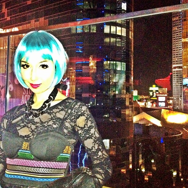Vegas! Smells of cotton candy and weed. ???????????????? #vegas #lasvegastfd