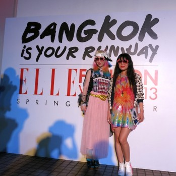 BANGIN' BANGKOK! ELLE FASHION WEEK AND BIFF IN THAILAND 2013 SS PART 2