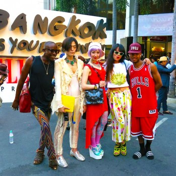BANGIN' BANGKOK! ELLE FASHION WEEK AND BIFF IN THAILAND 2013 SS PART 1