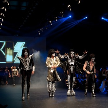 How the Heck Did the KISS x Christian Dada Runway Collabo Come Together? Tokyo Fashion Week 2014 SS