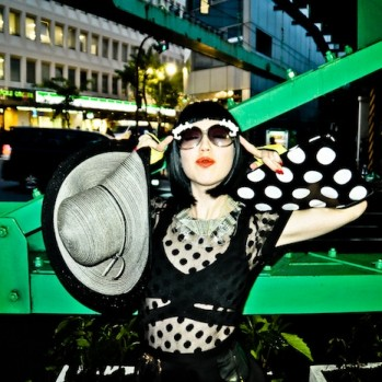 Seeing Spots! I`ve Got a Case of Polkadot Sickness for Day 6, Tokyo Fashion Week