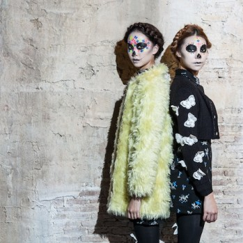 【VIDEO】The Day The Dead Came To Walk a Fashion Show
