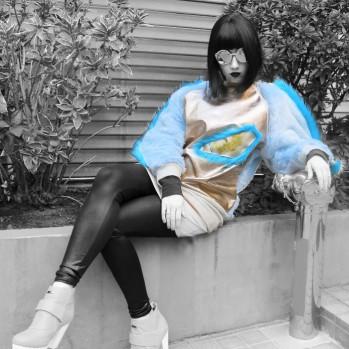 Super Rare Balmung Tokyo AW2013 Piece… From Misha's Closet to Yours