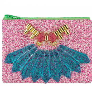 Mawi London's Glitterbug Clutches, and How they Built a Young Successful Brand