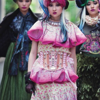 This is Hyper Tokyo Style Beyond Harajuku, Where Art and Fashion Clash With the Street