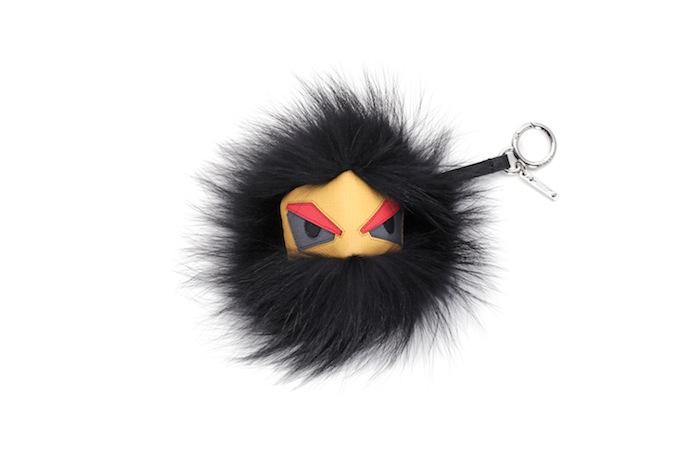 Fendi-bag-bugs-keychain  FURYOU