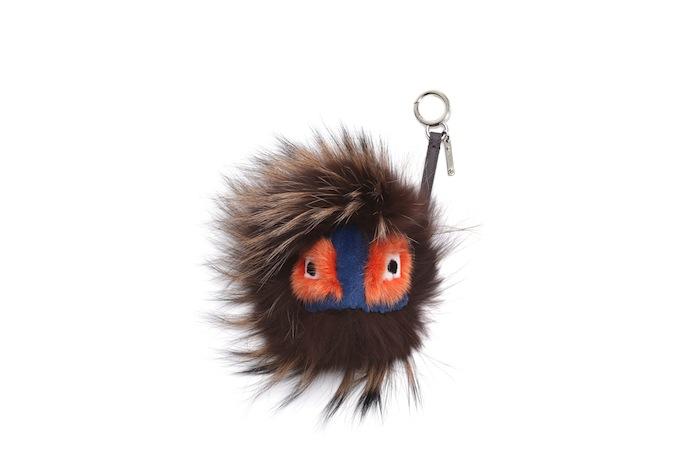 Fendi-bag-bugs-keychain LUCIFUR
