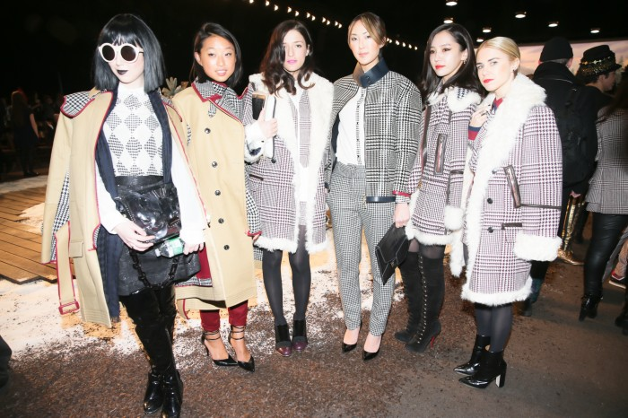 TOMMY HILFIGER FALL 2014 Women's Fashion Show