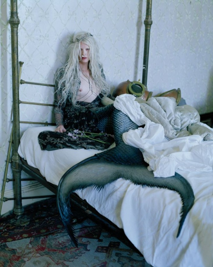 tim walker Far Far From Land - tim walker 2013