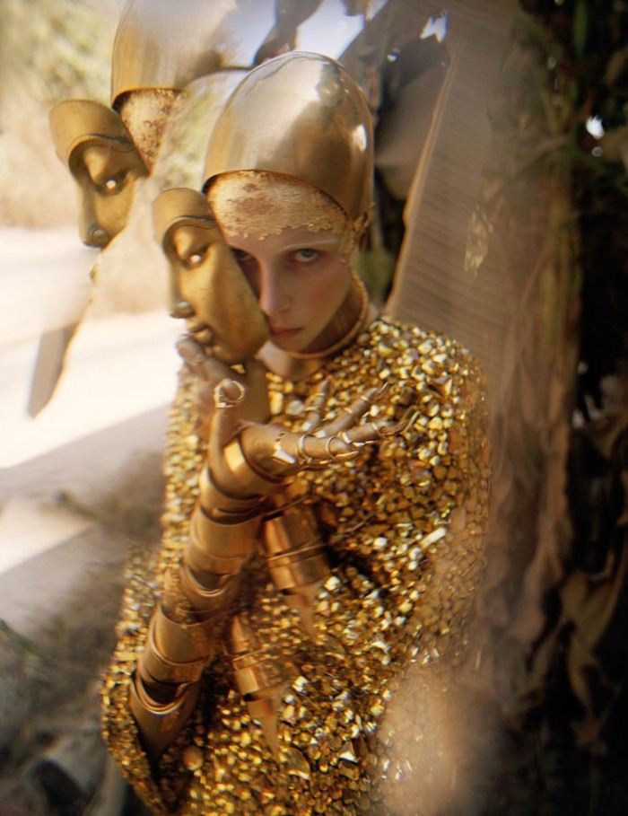 tim walker Gilt Trip - Dolce may 2014
