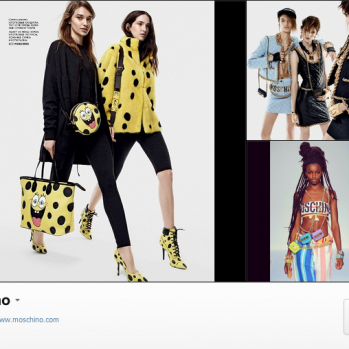 Fashion brands ranking on Instagram ファッション界のインスタグラム現状とランキング!